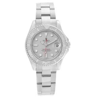 Rolex Yacht-Master Silver Steel Watches