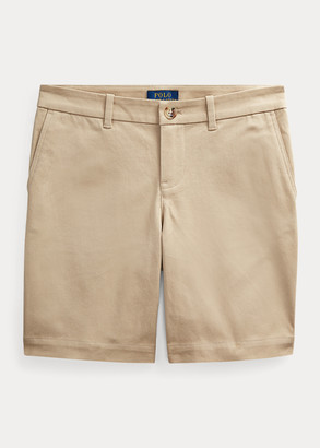 Ralph Lauren Stretch Chino Bermuda Short