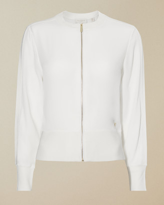 Ted Baker JEHNEY Zip front cardigan
