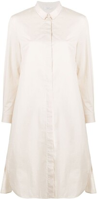 Peserico Mid-Length Shirt Dress