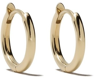 Zoë Chicco 18kt Yellow Gold Mini Hoop Earrings