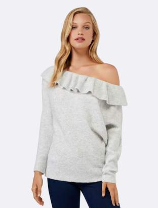 Ever New Sienna Frill Sweater