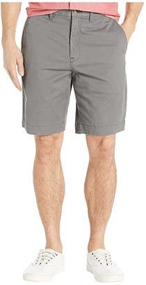 Polo Ralph Lauren Classic Fit Stretch Chino Short (Classic Stone) Men's Shorts