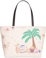 Kate Spade Spice Things Up Camel Francis Medium Tote