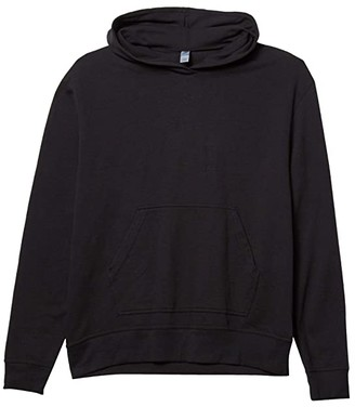 Alternative Relaxed Pullover Hoodie (Black) Clothing