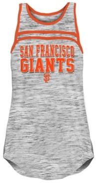 5th & Ocean San Francisco Giants Women's Space Dye Tank