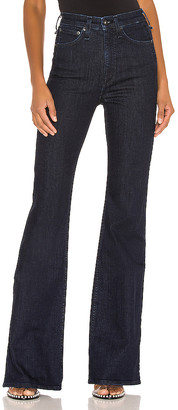 Rag & Bone Jane Super High Rise Flare. - size 23 (also