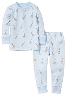 Kissy Kissy Boys' Sophie la Girafe Pajama Set - Baby
