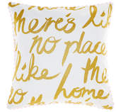 Hiccups There's NO Place Like Home Cushion