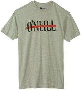 O'Neill Men's Strikethrough Short Sleeve Tee 8119500