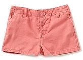 Ralph Lauren Baby Girls 3-24 Months Chino Shorts