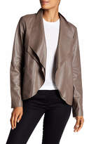 Soia & Kyo Byanca Double Lapel Leather Jacket