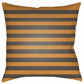 DECOR 140 Decor 140 Harvest Stripes Square Throw Pillow