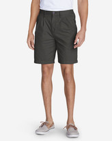 Eddie Bauer Men's Legend Wash Side-Elastic Chino Shorts