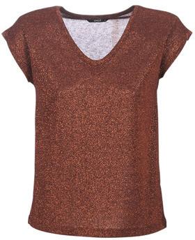 Only ONLSILVERY women's T shirt in Orange