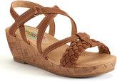 Rachel Boca Girls' Wedge Sandals