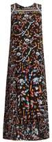 Peter Pilotto Adonia silk-crepe dress