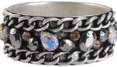 Gem Chained Bangle