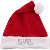Carter's My First Christmas Santa Hat, Baby Boys and Girls (0-24 months)