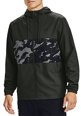 Under Armour Colorblocked Windbreaker