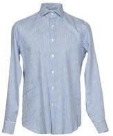 MASSIMO LA PORTA Luxury Fashion Mens Shirt Spring Light Blue