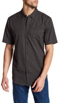 Ezekiel Franklin Short Sleeve Regular Fit Woven Shirt