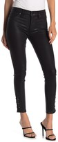 Hudson Jeans Nico Mid Rise Crop Super Skinny Jeans