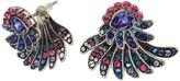 Swarovski Hearty Pierced Jacket Earrings Earring