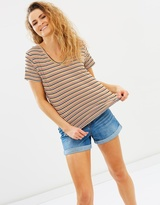 All About Eve Blake V-Neck Tee