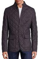Michael Kors Long Sleeve Wool Jacket