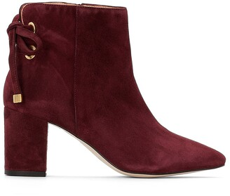 Jonak Suede Ankle Boots