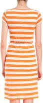 Sharagano Striped Rope-Belt Dress, Mango