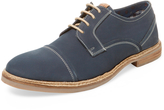 Ben Sherman Men's Leon Jute Cap-Toe Derby Shoe