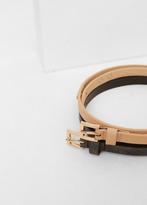 MANGO Skinny Belt Pack
