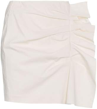 Isabel Marant LeFly Side Frill Pencil Skirt