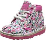 Kickers For Joules Infants Leather Kick Hi Boots