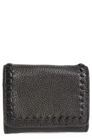 Rebecca Minkoff Women's Mini Vanity Leather Wallet - Black