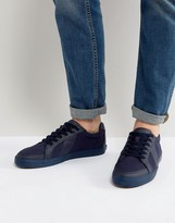 Polo Ralph Lauren Hugh Canvas Trainers