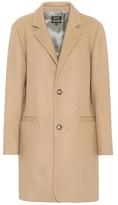 A.P.C. Wool-blend coat