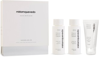 Miriam Quevedo Travel Size Glacial White Caviar Hair Care Set