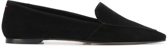 AEYDĒ Aurora low-heel loafers