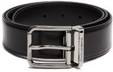 Dolce & Gabbana Smooth-leather belt