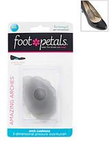 Foot Petals Charcoal TechnoGel® Amazing Arches®