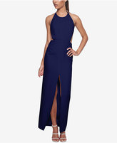 Fame and Partners Cut-Out Cross-Back Dress