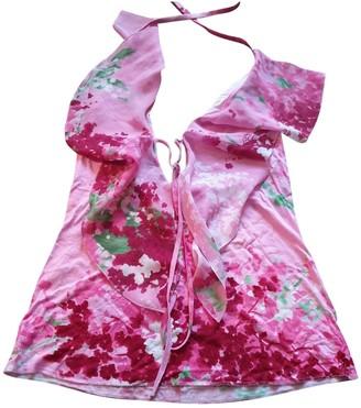 La Perla Pink Top for Women