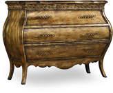 Hooker Furniture Bristol Large Bombe Nightstand