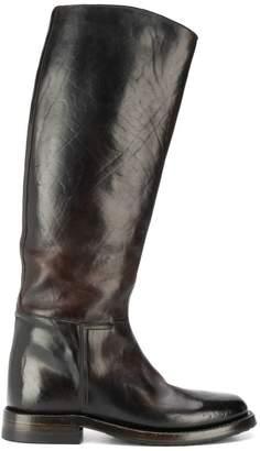 Silvano Sassetti knee-high boots