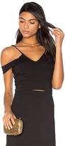 Twenty Crop Cami Top in Black. - size M (also in )