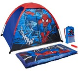 Marvel 4 Piece Camp Kit Spiderman