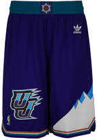 adidas Men's Utah Jazz Soul Swingman Short